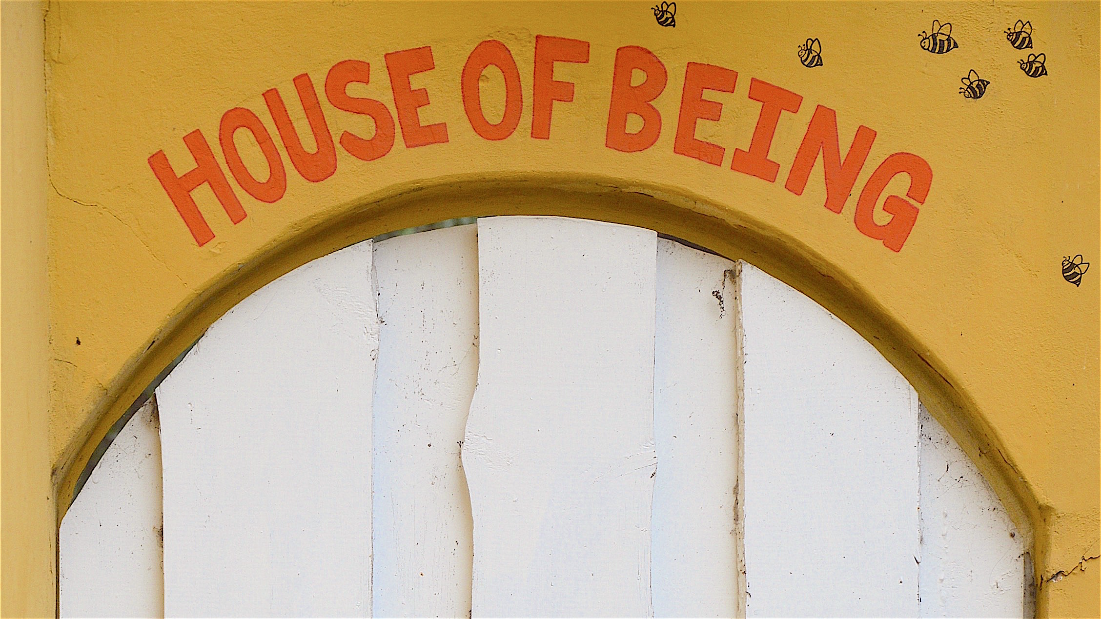Anne Kamille Ahlefeldt. House of Being.