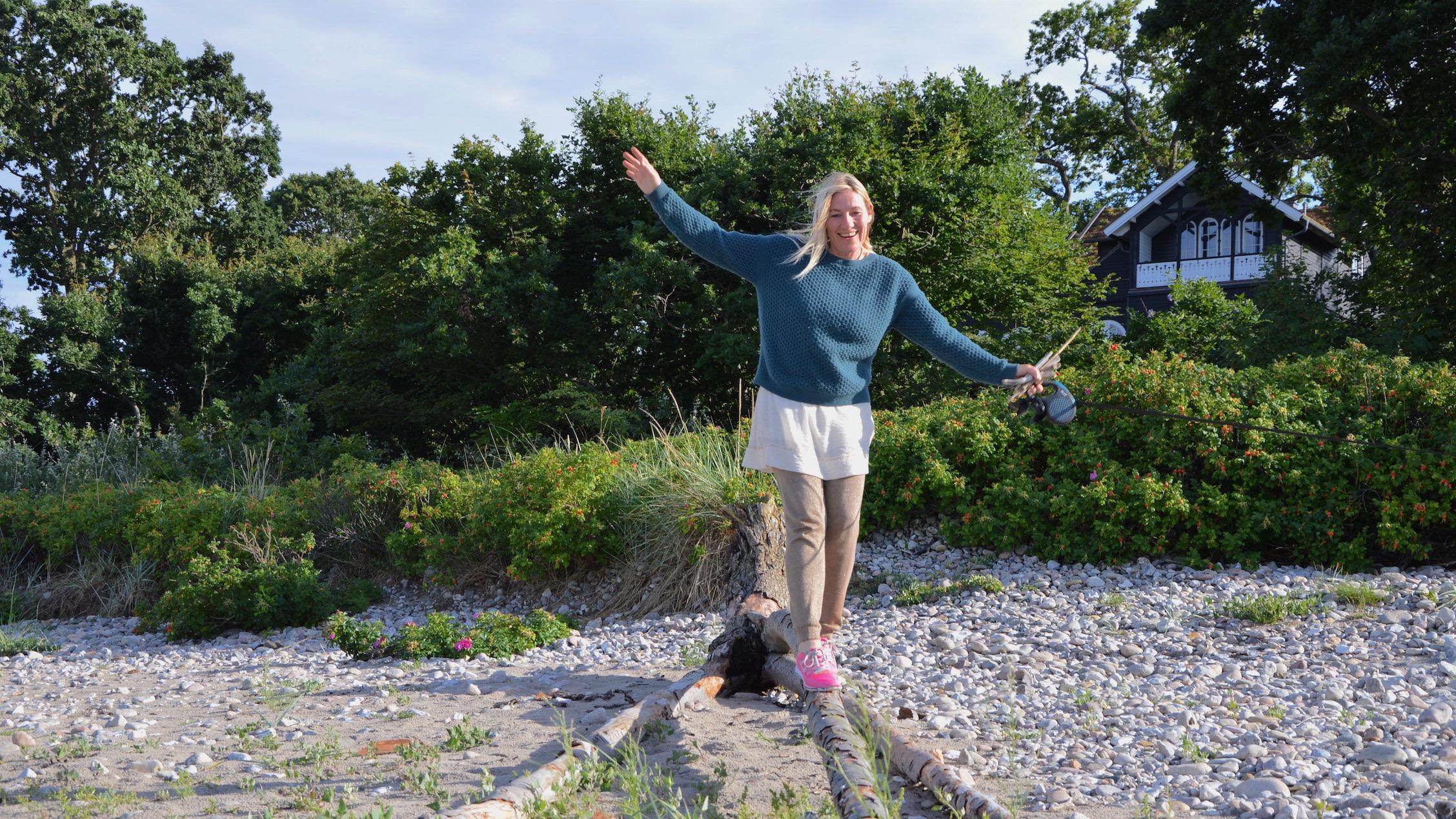 Anne Kamille Ahlefeldt. Balance. Free Spirit.