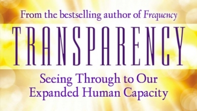 Penney Peirce Transparency book